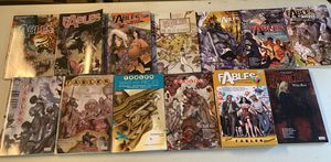 The Fables graphic novel series 2-14 for Sale in Redmond, WA
