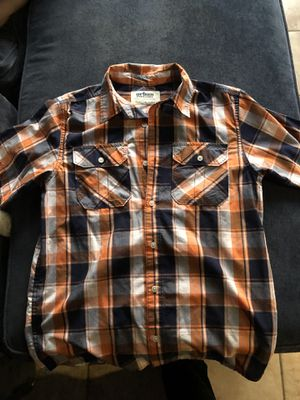 Youth Extra large Urban Pipeline short sleeved button down for Sale in Cranston, RI