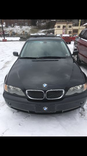 2003 BMW 330xi AWD for Sale in Pittsburgh, PA