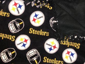 Pittsburgh Steelers Fleece Blanket for Sale in North Las Vegas,  NV