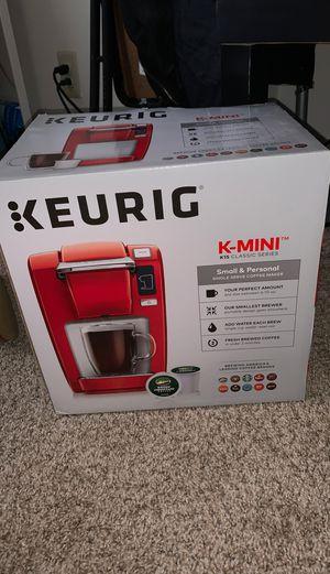 Red Keurig K-Mini for Sale in Annandale, VA