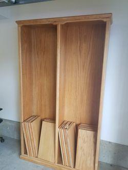 Craftsman level bookshelves for Sale in Everett,  WA