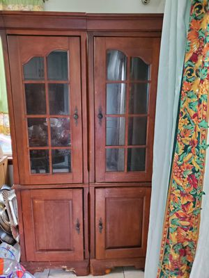 FREE China Cabinet/ cupboards FREE for Sale in Garden City, MI