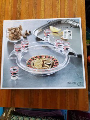 Drinking Roulette Game for Sale in Traverse City, MI