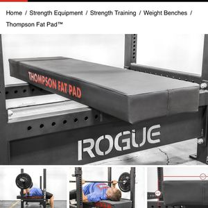 Rogue Fitness Thompson Fat Pad for Sale in Fair Oaks, CA