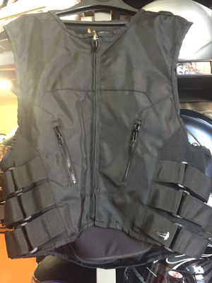New motorcycle armor vest $90 for Sale in Whittier, CA