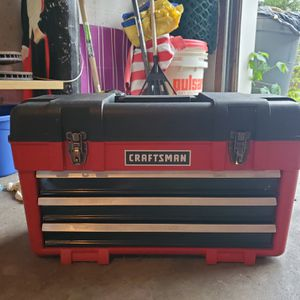 Craftsman tool box for Sale in Monroeville, PA