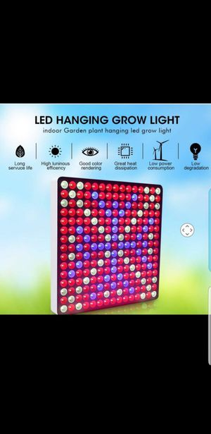 50 WATT LED GROW LIGHT for Sale in San Dimas, CA