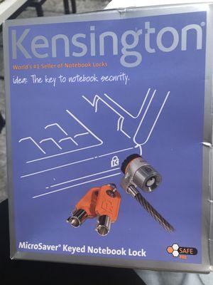 Kensington keyed Notebook Lock for Sale in Boca Raton, FL