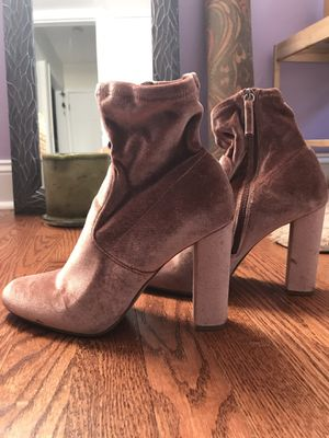 Steve Madden Edit Boots pink! for Sale in Silver Spring, MD
