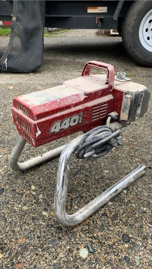 440i spray gun for parts for Sale in Fife, WA