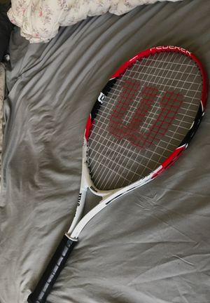 Wilson Federer tennis racket for Sale in Hesperia, CA