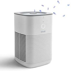 LEVOIT Home Bedroom Air Purifier, Available for California, Dual H13 HEPA Filter Removes 99.97% of Pet Pollen Mold Dust, Desktop Air Cleaner for Smoke for Sale in Los Angeles,  CA