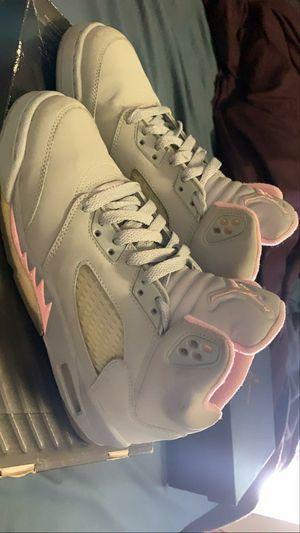 Goat › sneakers › air-jordan-5-retro... Wmns Air Jordan 5 Retro 'Stealth' - Air Jordan - 313551 061 | GOAT for Sale in Downey, CA