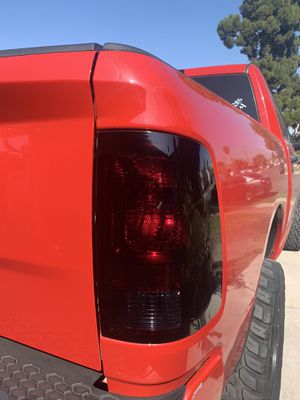 Smoked tail lights (starting price)$40 for Sale in Anaheim, CA