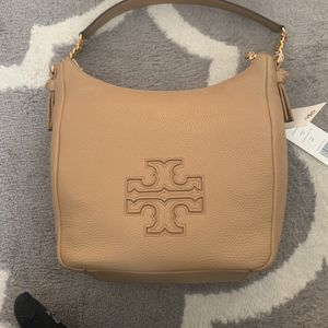 Tory Burch Harper Camel Color Purse, New for Sale in The Colony, TX