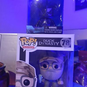 Pop Duck Dynasty/Tron Collectables for Sale in Los Angeles, CA