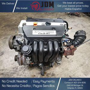 2002 2003 2004 2005 HONDA CIVIC SI ACURA RSX HIGH COMPRESSION ENGINE 2.0L I-VTEC JDM K20A for Sale in Orlando, FL