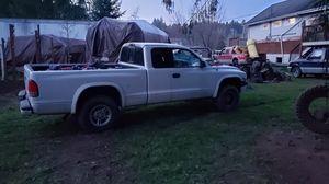 1998 dodge dakota ext cab for Sale in Tacoma, WA