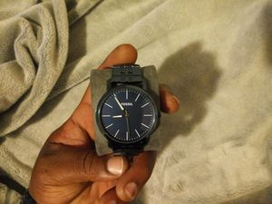 2018 Fossil LK (Dark Navy Band) Men's Watch for Sale in Beachwood, OH