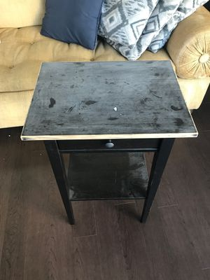 Bedside table for Sale in San Francisco, CA