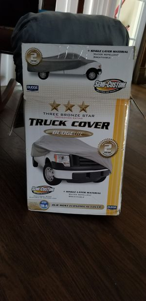 Mid size truck cover for Sale in Lake Charles, LA