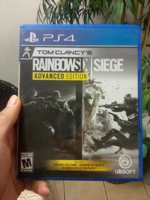 Tom Clancy's RAINBOW SIX SIEGIE for Sale in US