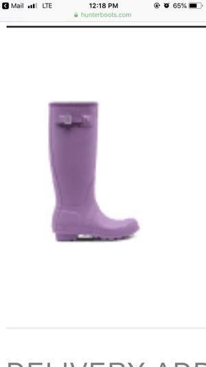 Hunter Rain Boots for Sale in Washington, DC