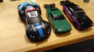 Remote control cars. for Sale in Wichita, KS