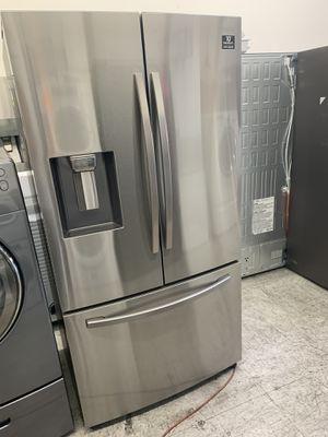 Samsung counter depth refrigerator for Sale in Santa Ana, CA
