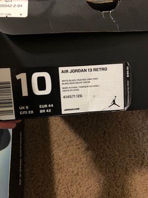 Jordan retro 13 for Sale in Vancouver, WA