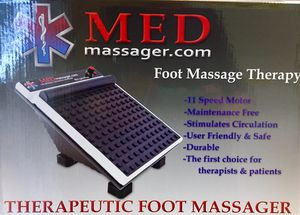 THERAPEUTIC FOOT MASSAGER electric for Sale in Gulf Breeze, FL