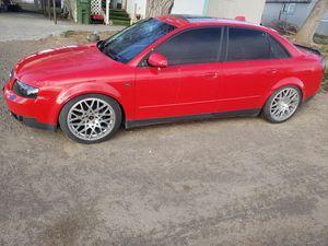 2004 audi A4 custom for Sale in Metolius, OR