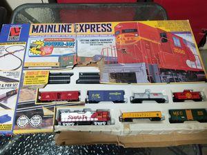 Train for Sale in Selma, CA