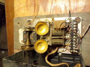 Antique crank phone for Sale in Saint Louis, MO
