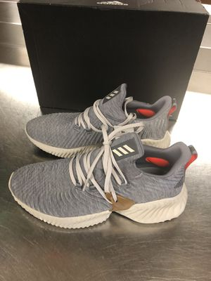 NEW ADIDAS ALPHABOUNCE INSTINCT SIZE/10 MENS for Sale in Jessup, MD