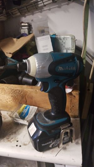 2 Makita drills with battery and charger for Sale in San Jose, CA