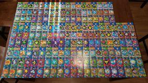 Pokemon Burger King sheet set 20 sheets for Sale in Fort Leonard Wood, MO