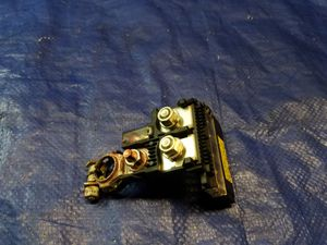 2009-2013 INFINITI G37 SEDAN POSITIVE BATTERY FUSIBLE FUSE LINK TERMINAL for Sale in Fort Lauderdale, FL
