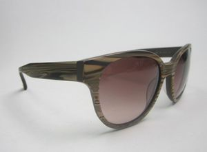 Calvin Klein CK4289S 282 Beige Wood Grain/Brown Lens Round Men's Sunglasses for Sale in Miami, FL
