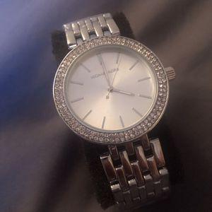 MK Womens Silver Watch for Sale in Port Richey, FL