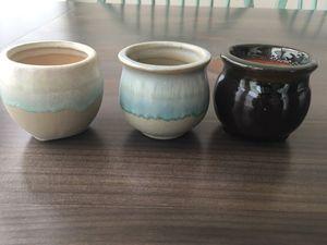 2.5inch Ceramic Pots for Sale in Frederick, MD