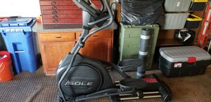 Sole E25 Elliptical for Sale in Sun City Center, FL