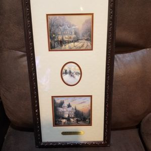 "THOMAS KINKADE "" A HOLIDAY CELEBRATION ' for Sale in Anchorage, AK"
