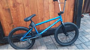 We the people WTP Justice 2018 Matte Metallic Blue BMX for Sale in Downey, CA