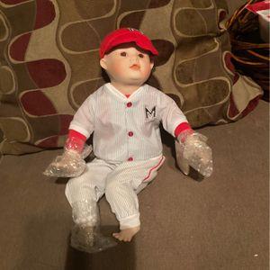 Boy Porcelain doll for Sale in Phoenix, AZ