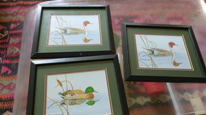 Three Home Interior Duck Prints for Sale in Knoxville, TN