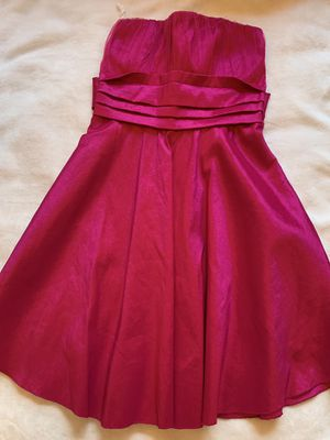 Women hot pink dress size S value $70 for Sale in Roseville, CA