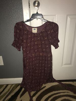 Burgundy dress for Sale in Dallas, TX
