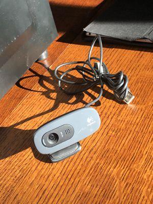 Logitech C270 V-U00018 USB HD 720p Webcam - Built-In Microphone for Sale in Portland, OR